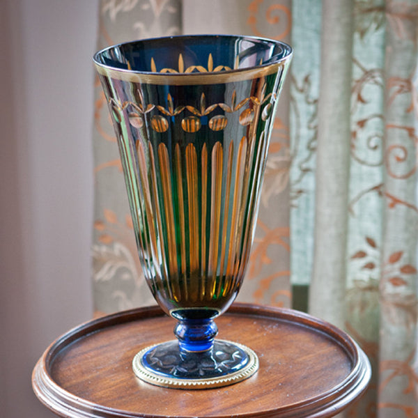 Deco Glass Vase