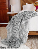 L00380 - Faux Fur Throws