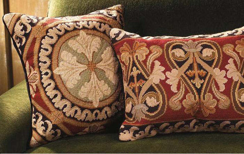 Gothic Accent Pillows