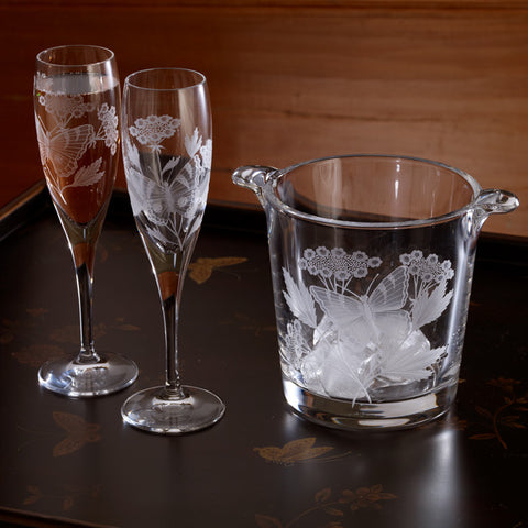 Le Jardin Glassware Collection