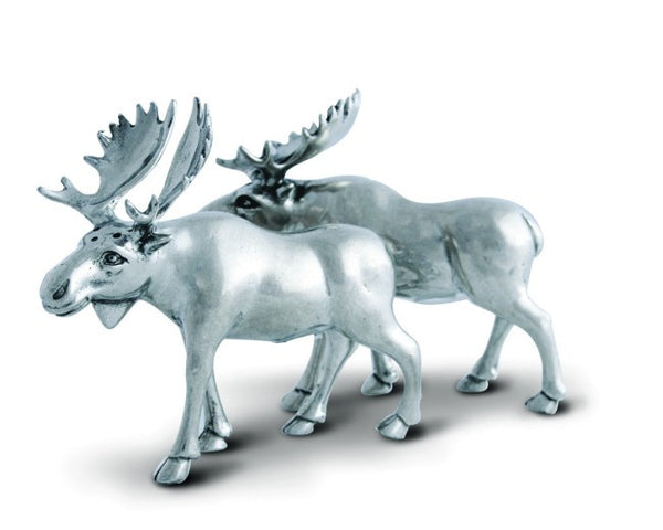 Moose Salt & Pepper Set