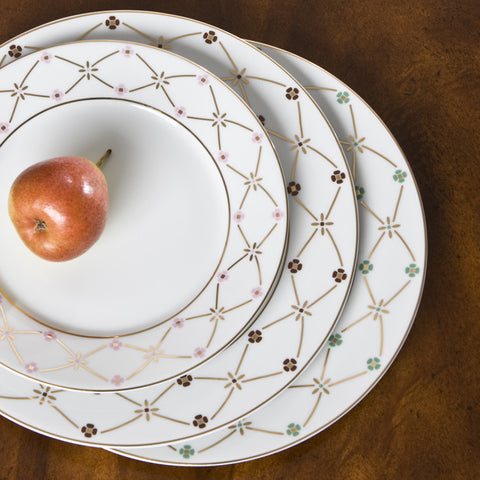 Royal Limoges Mosaique Dinner Plates