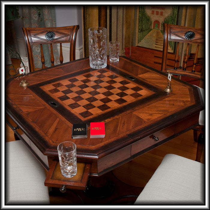 New Boston Games Table