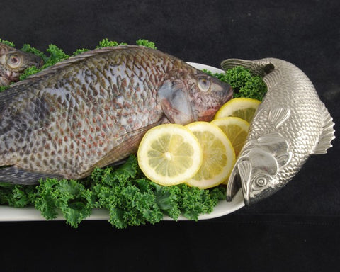 Oblong Fish Tray