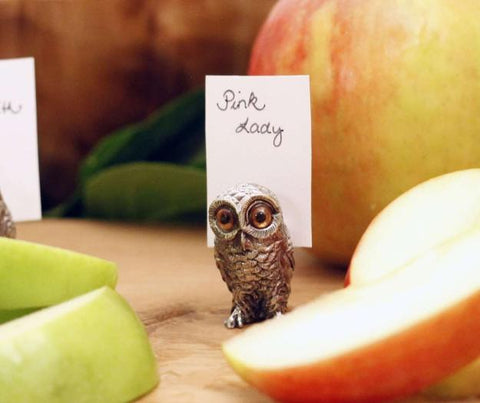 Owl Place Card Holder