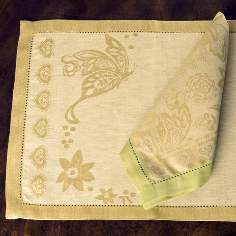 Palazzo Table Linens