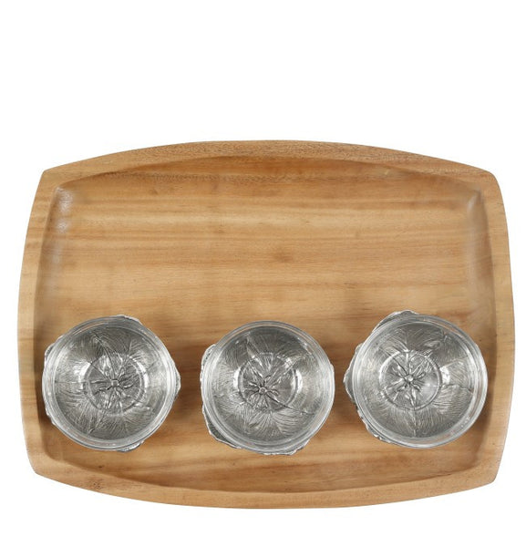 L00765 - Poppies Tray