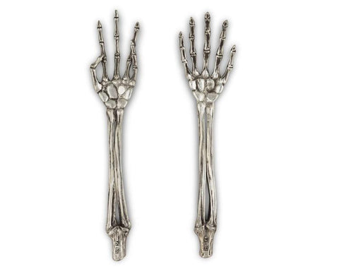 L01540 - Skeleton Salad Servers