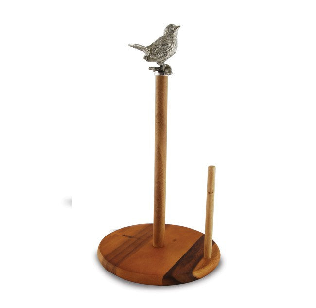 L00735 - Song Bird Paper Towel Holder