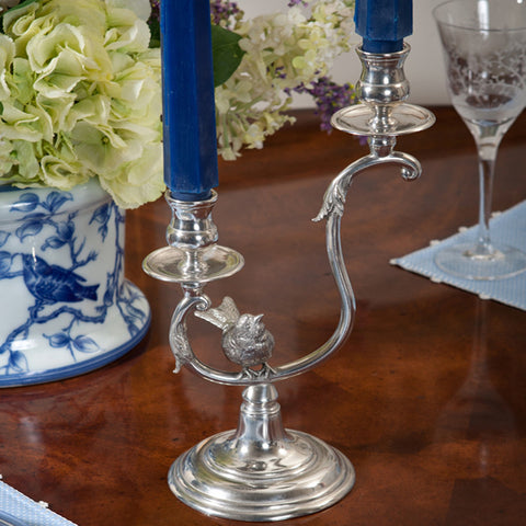 H24120 - Song Bird Candelabra