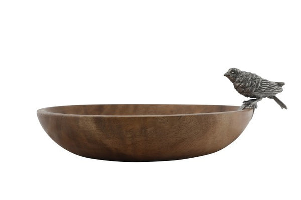 L00730 - Song Bird Snack Bowl