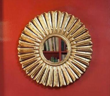 L01465 - Sunburst Mirror