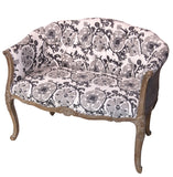 L00035 - Teahouse Loveseat
