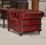 L00095 - Tribeca Leather Chair