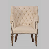 L00070 - Welsh Linen Chair