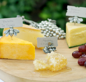 L00845 - Honey Bees Cheese Marker Set