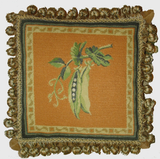 A12105 - Vegetable Petit Point Pillows