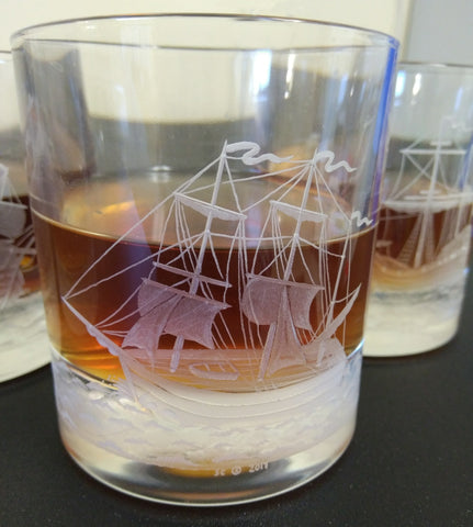 L01550 - Sailing Highballs