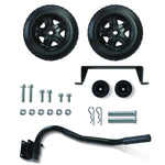 "Generator Mobility Kit, 8"" Never Flat Wheels"