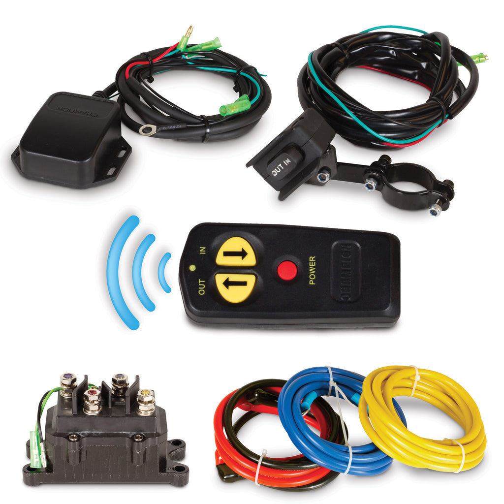 Wireless winch remote kit 2000lb 4500lb winch champion power wireless winch remote kit 2000lb 4500lb winch freerunsca Image collections
