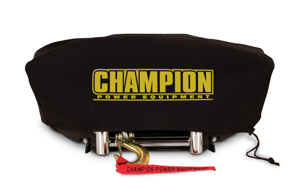 Winch Cover, 8000LB - 12000LB, w/ Speed Mount