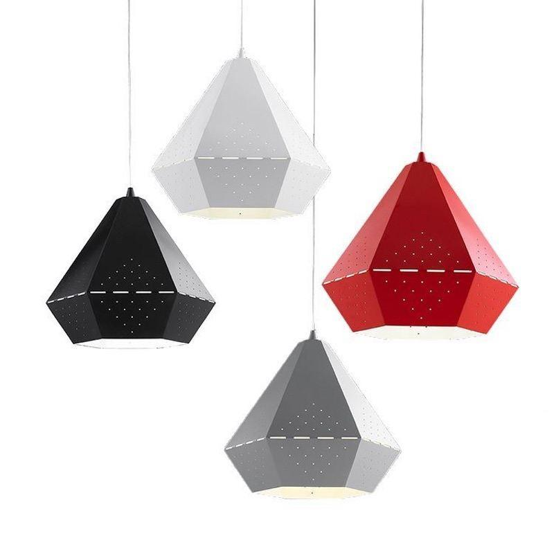 Diamond Pendant Light