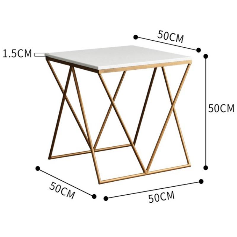 Marble Side Table