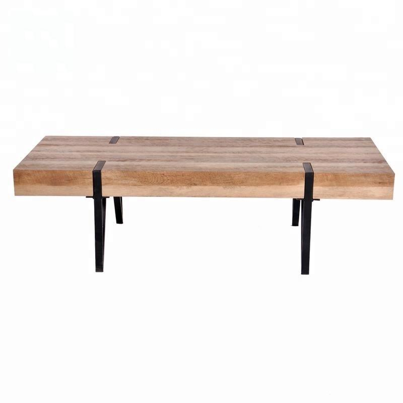 Metal Wood infusion table