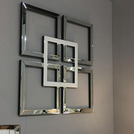 Mirror wall art