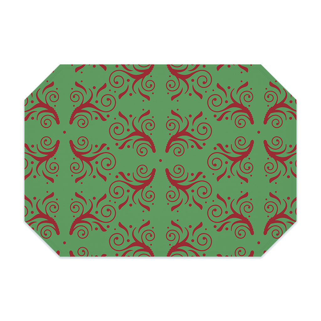 Christmas Flourishes Placemats