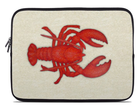Lobster Laptop Cover