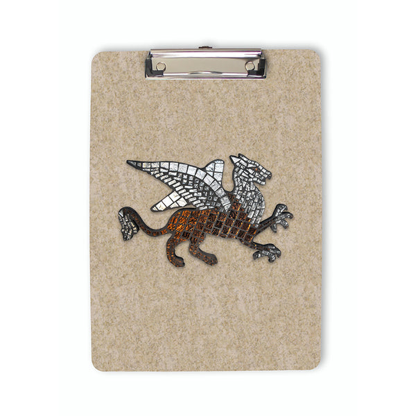 Mosaic Griffin Reproduction Clipboard