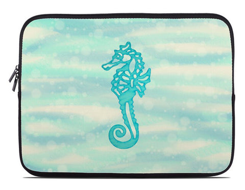 Seahorse Laptop Cover