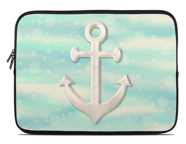 Anchor Laptop Cover