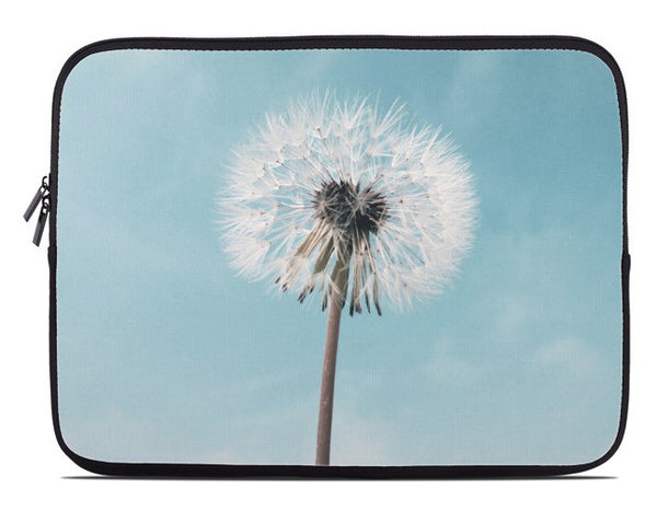 Dandelion Laptop Cover