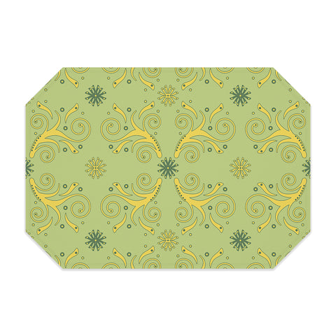 Bright Flourishes Placemat