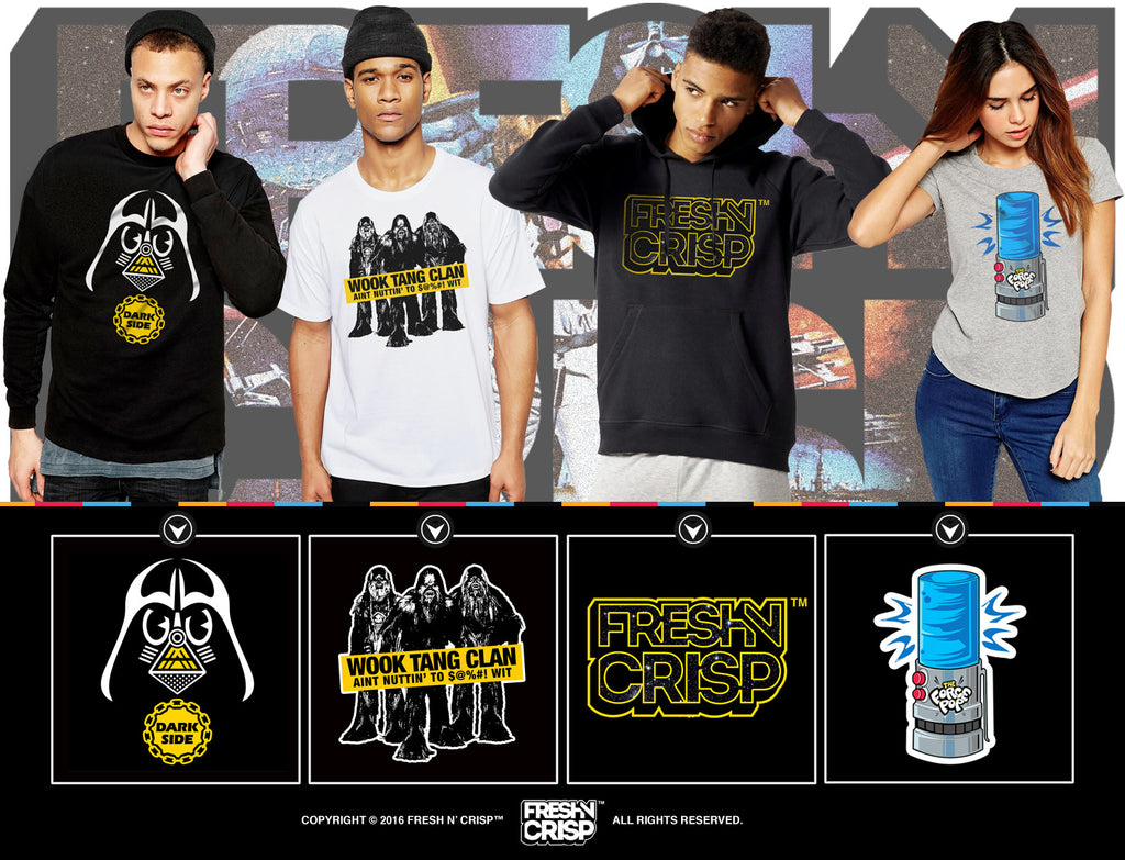 "FRESH N' CRISP ""THE FRESH AWAKENS"" COLLECTION"