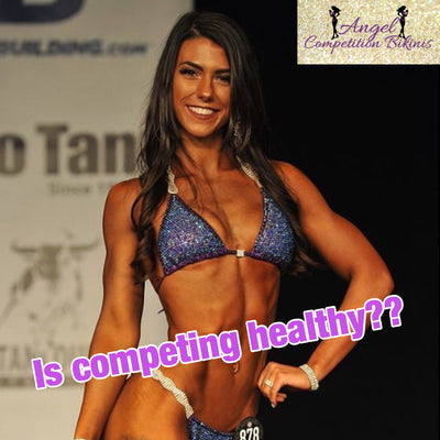 Is Competing Healthy??