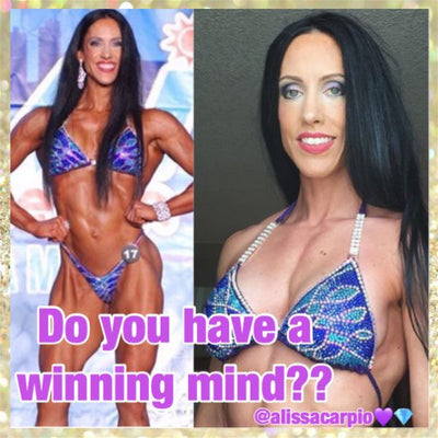 Anyone can get a winning body, but do you have a winning mind
