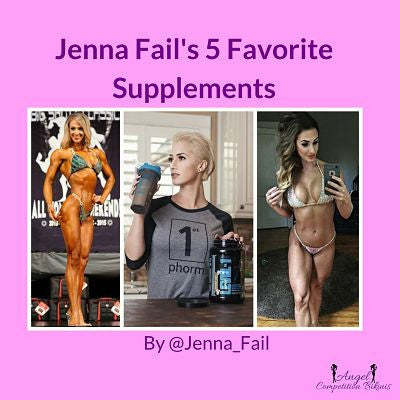 Jenna Fail's 5 Favorite Supplements