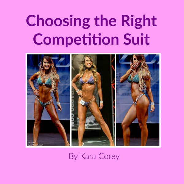 Choosing the Right Competition Suits