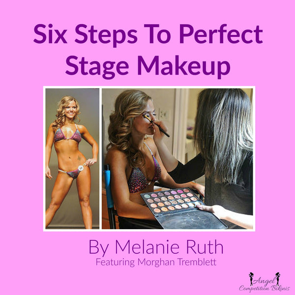 Six Steps To Stage Makeup