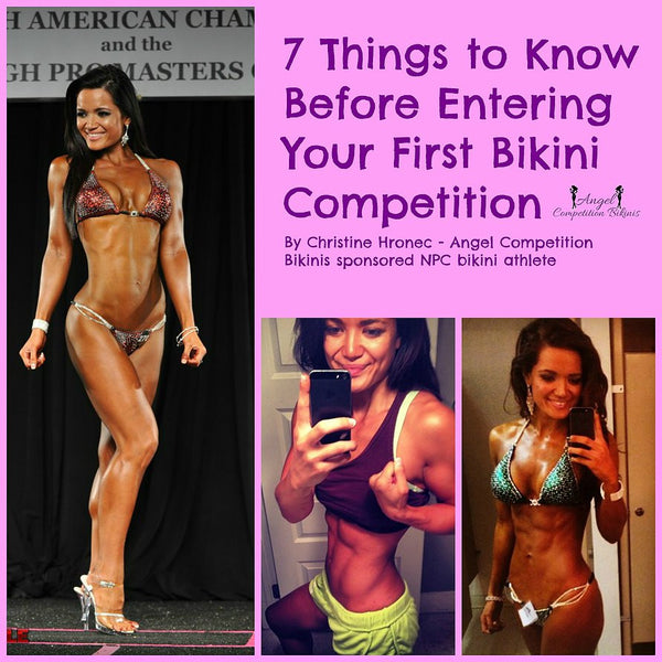7 Tips for Your First Competition