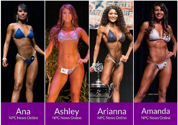 Athlete Gallery Angel Competition Bikinis