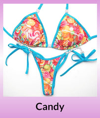Angel Competition Bikinis Candy