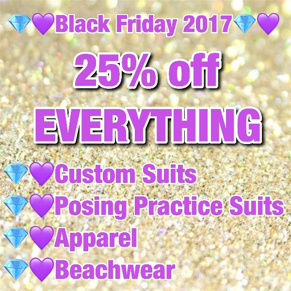 Angel Competition Bikinis Black Friday Sale 2017