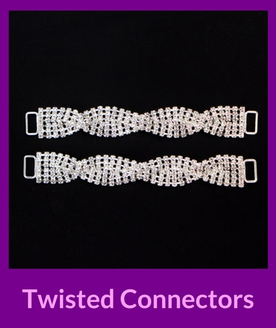 Twisted Connectors Angel Competition Bikinis
