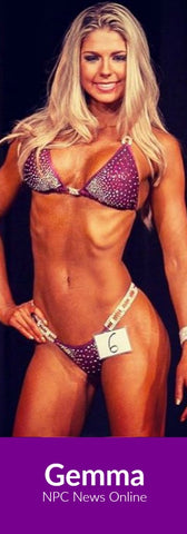 npc competition figure suits from Angel Competition Bikinis
