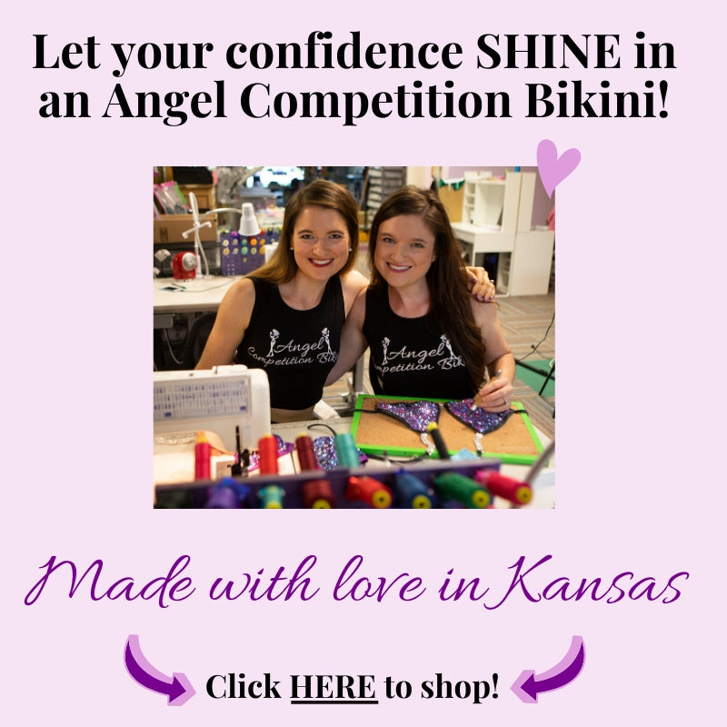 aphysique competition figure show angel competition bikinis suits crystals crystallized pro brazilian wellness