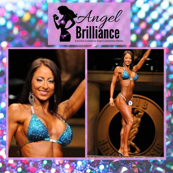 Angel Brilliance Crystals Crystal End Action 14 grande Angel Brilliance x2122 Exclusive Crystals by Angel Competition Bikinis